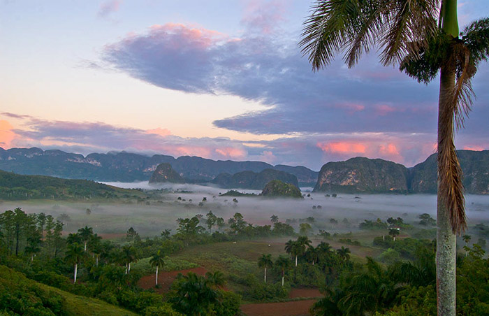 panoramic of vinales valle by guille seijo
