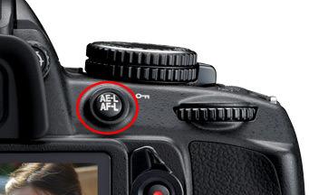 button to focus