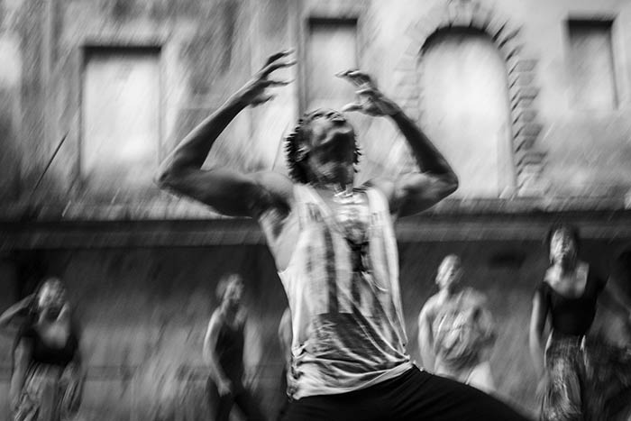 afrocuban dancers in havana
