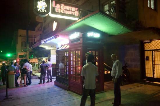 jazz in havana la zorra y el cuervo pub