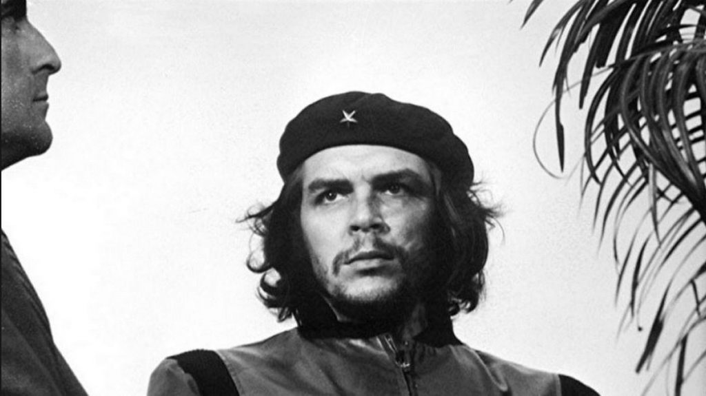 che guevara portrait, the most famous cuban photography