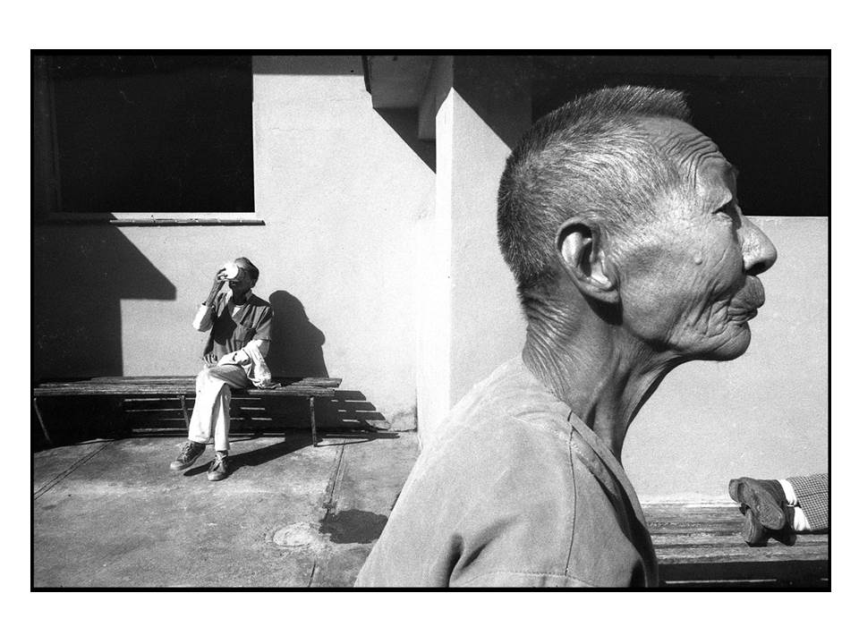 psiquiatric by cuban photographer raul cañibano