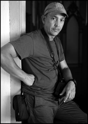 Raul Canibano portrait
